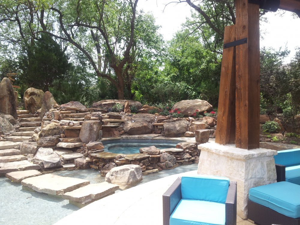 gazebo_waterfall_spa_patio_furniture_slide