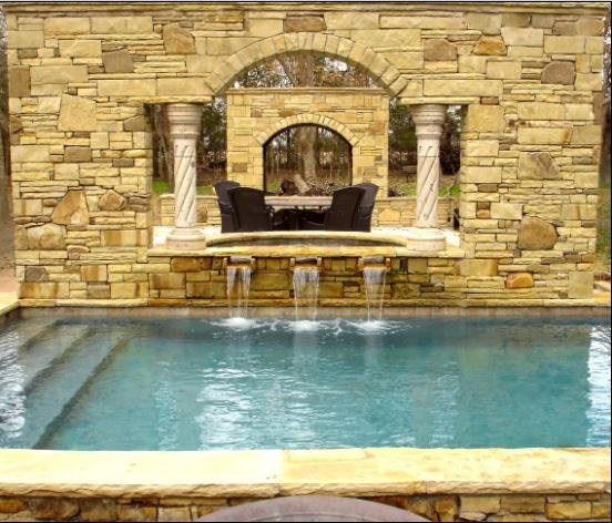 waterfall_sitting_area_swimming_pool